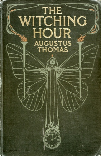 Book cover (August Thomas)