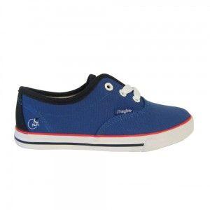 zapatillas vans azules niña