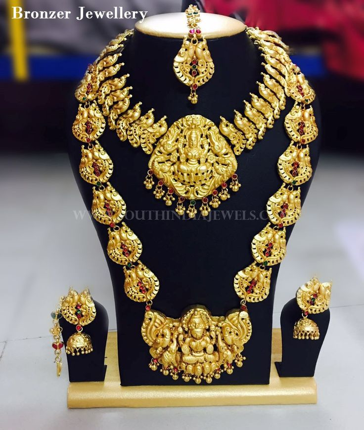 South Indian Jewellery Designs For Brides To Look Drop: 176 Best Bridal Jewellery Collections Images On Pinterest