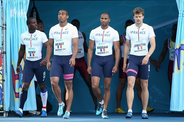 Sprints the focus for France at IAAF/BTC World Relays, Bahamas 2015
