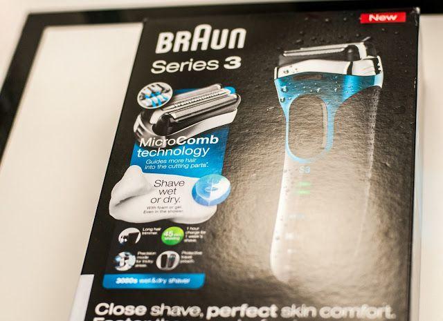 Бритва Braun Series 3 3080s с технологией Wet&Dry.   Всем привет! Сегодня у нас совершенно не женская тема - сегодня расскажу вам про интересный мужской девайс отBraun=)  Итак герой поста: Бритва Braun Series 3 3080s с технологией Wet&DryBraun Series 3 3080s С новой бритвой Braun Series 3 Braun представляет технологию MicroComb. Микрогребень содержит два ряда мелких гребней равномерно распределенных вокруг независимого плавающего триммера. Это позволяет поймать и направить больше волосков с…