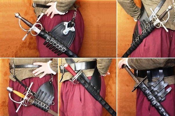 あれ 誰だっけ 海軍と騎士団 剣と剣術 騎士 剣 剣術