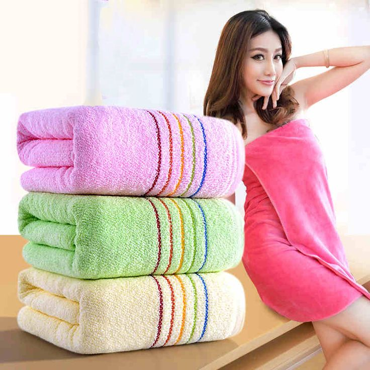Towels Shower Baby Towel Bath Robe Women Cotton 100 Big 140cm Serviette Dde Bain Soft Towels Bathroom For Adults DDC9X