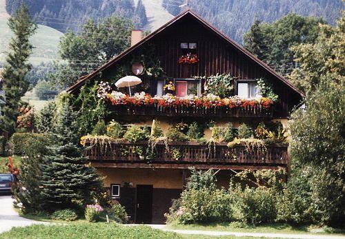 Schwarzwaldhaus 1992
