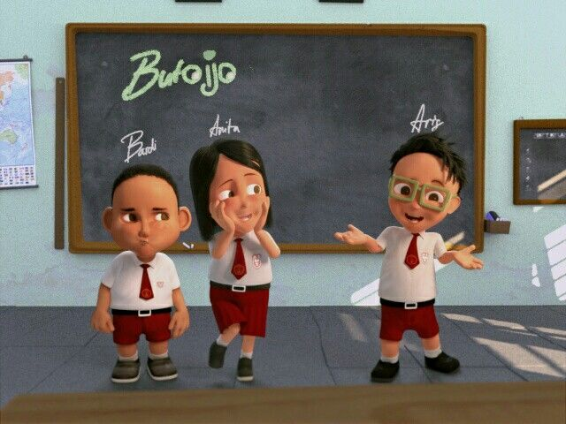 """Buto Ijo"" Short Movie."