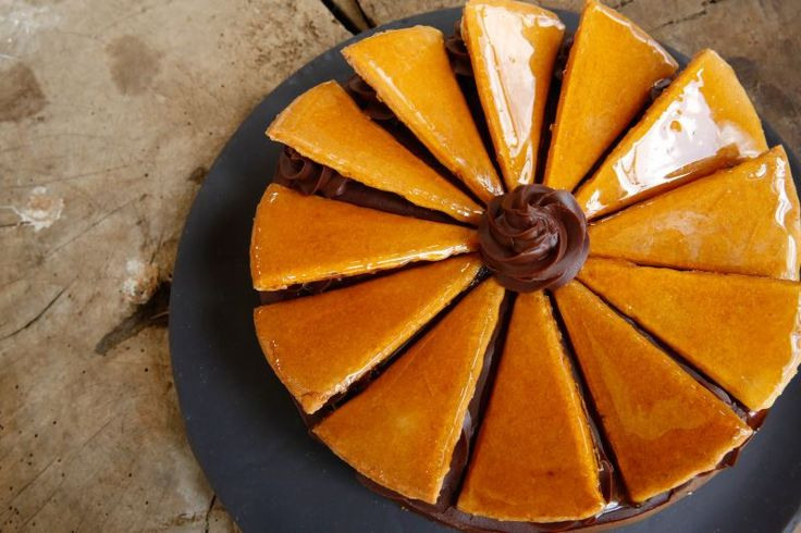 Recette La Dobos Torta de Mercotte : Le Meilleur Pâtissier Saison 5