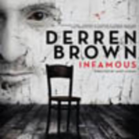 Derren Brown On Monday May 26, 2014 at 8:00 pm (ends Saturday May 31, 2014 at 8:00 pm) Venue details: Cliffs Pavilion, Station Road, Southend on Sea, SS0 7RA , United Kingdom. Direct from the West End, the acknowledged master of psychological illusion returns to the stage with his latest show, Derren Brown: Infamous, demonstrating once again why Derren is one of the world. Artists: Derren Brown.Booking  http://atnd.it/8692-0 Price: Mon - Thu: £37.00, Fri and Sat : £39.00. Category: Theatre