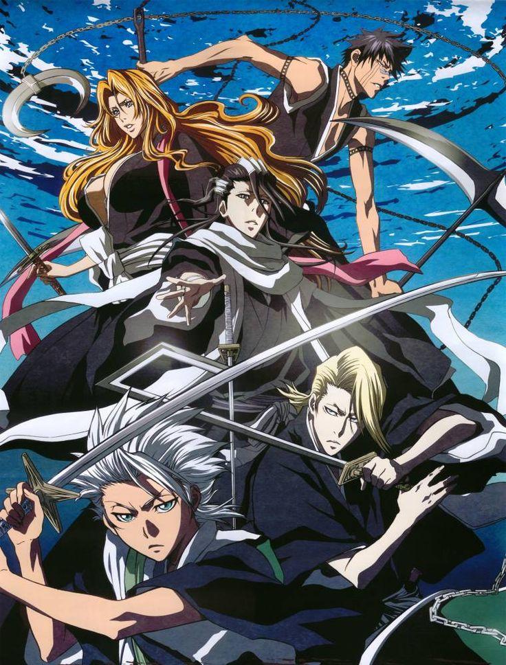 Bleach 481 (Español) por Shinshin Fansub - Manga Enlinea - MCAnime Beta