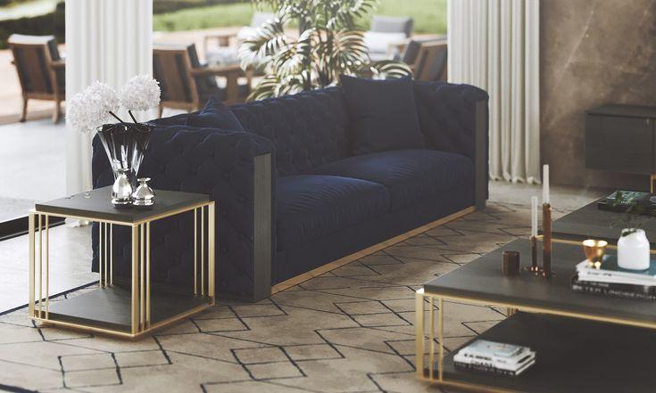 LAZULI Living Room | Ambiences | Laskasas | Decorate Life