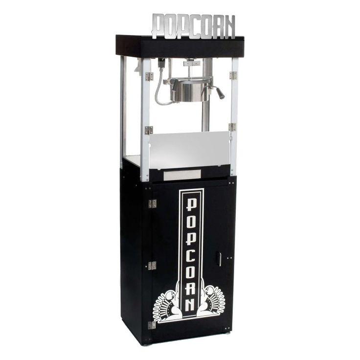 benchmark usa popcorn popper with pedestal bmu034 commercial