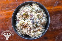 Try this Hi-Protein, Hearty Tuna Salad from the FitMenCook app