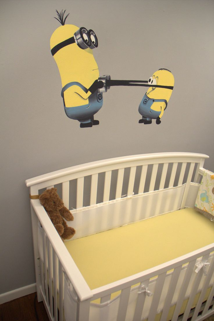 17 Best Images About Baby Minion Stuff On Pinterest Minion Minion Bedroom Decor