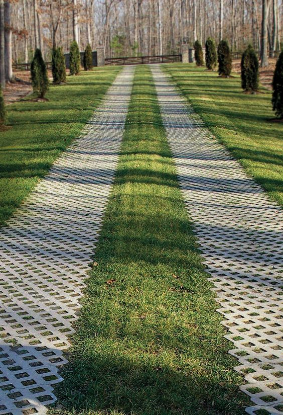 Circle Track Supply >> TurfStone | Driveway Designs in 2019 | Driveway paving ...