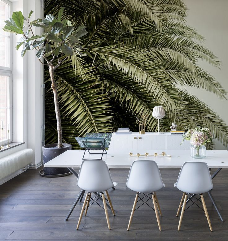262 besten bedruckte tapeten blumen pflanzen tiere. Black Bedroom Furniture Sets. Home Design Ideas
