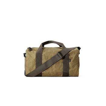 Small Field Duffle in Tan