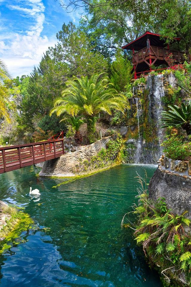 You Could Spend All Day In Cedar Lakes Woods And Gardens In Florida Cool Places To Visit Florida Vacation Spots Visit Florida