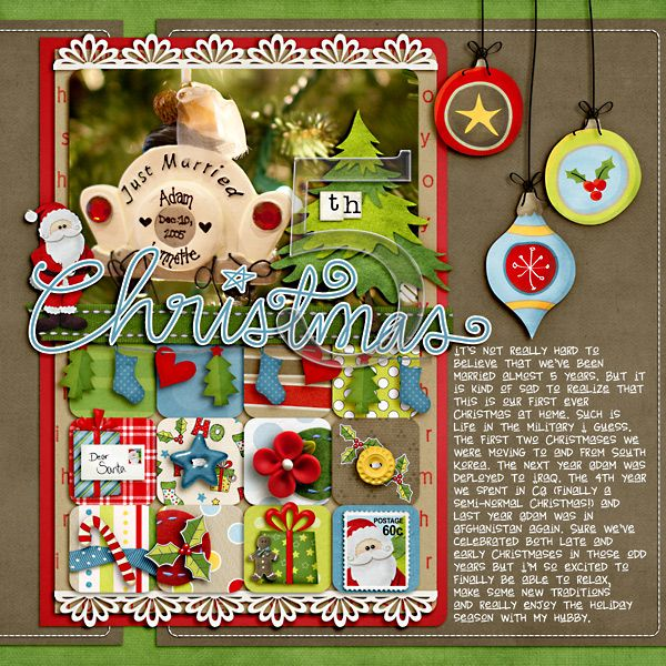 great Christmas page