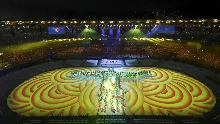 cerimônia de encerramento olimpiadas rio 2016