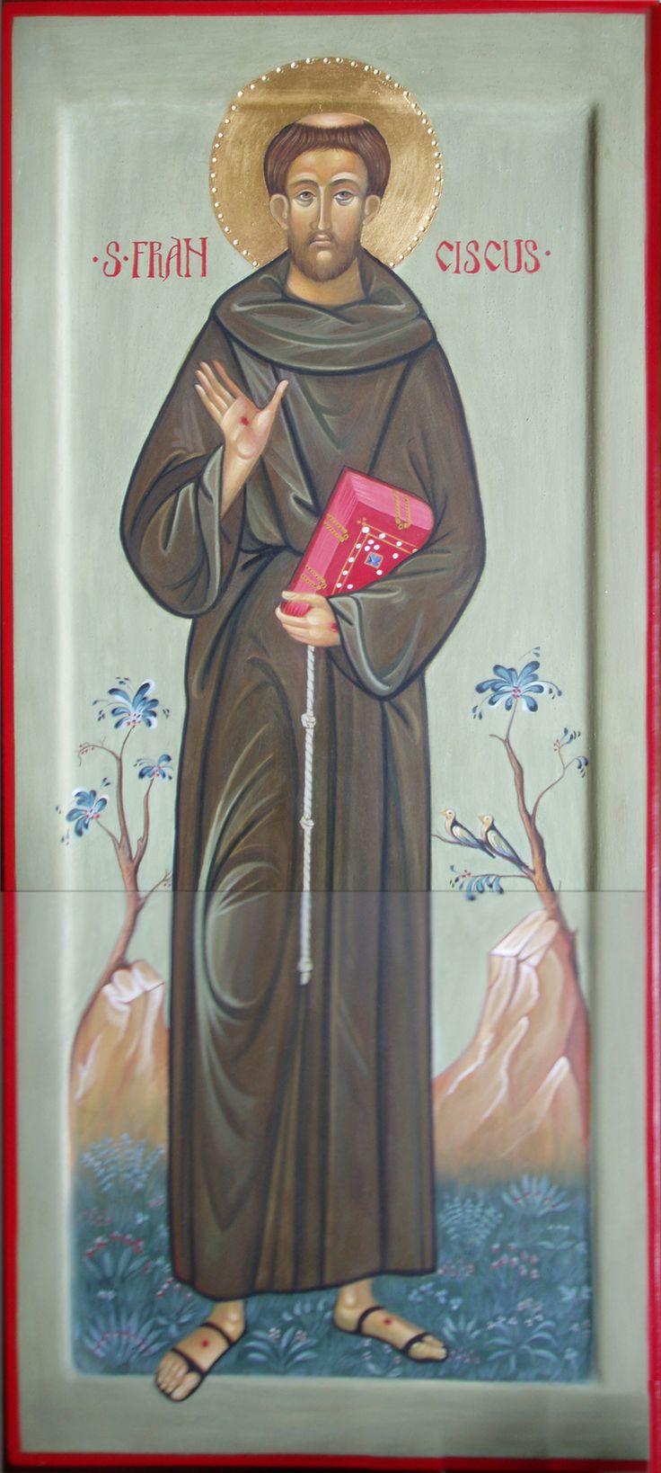 San Francesco d'Assisi per manodi Maria Marciandi (Italy)