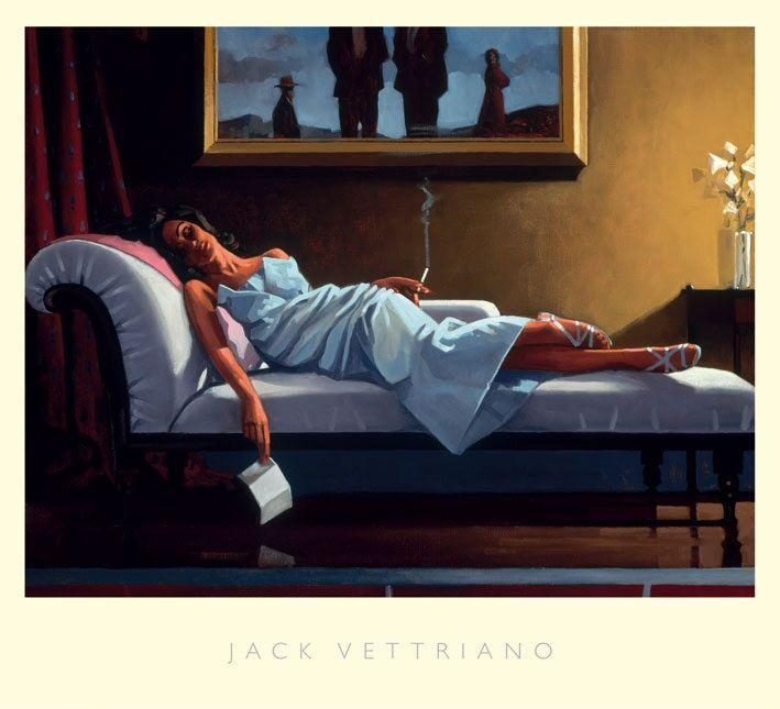 Jack Vettriano............The Letter
