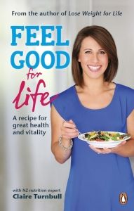 Win a copy of Feel Good for Life