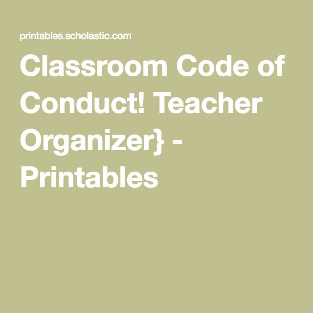 The 25+ best Code of conduct ideas on Pinterest Knights of honor - code of conduct example
