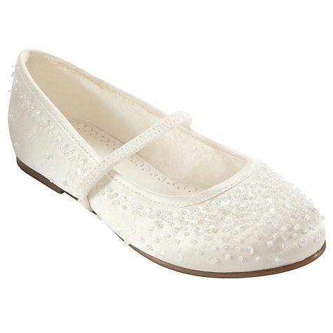 mary jane sandals for little girls | Buy John Lewis Girl Fairy Mary-Jane Bridesmaids' Shoes Online at ...