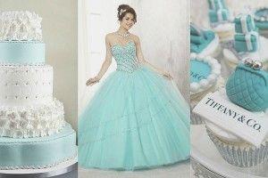 Cómo planear una Quinceañera 'Tiffany Blue' elegante - Quinceanera ES