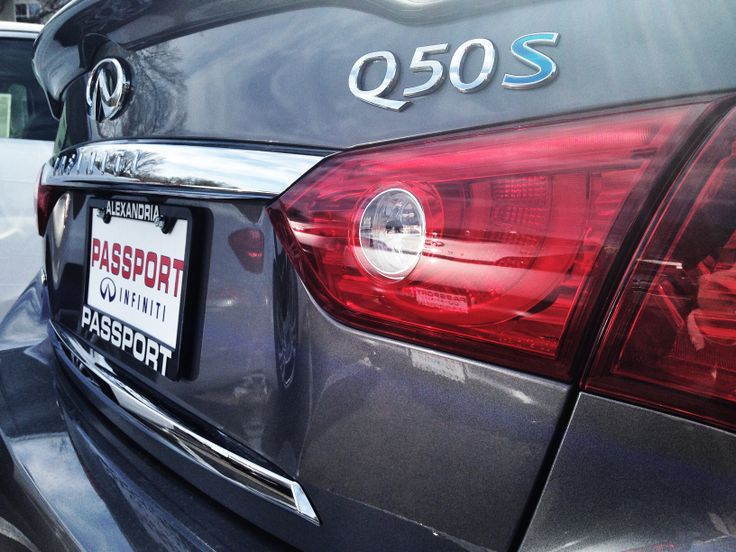 Check out this Q50 S Hybrid. Now that is cool. #InfinitiQ50S #Hybrid #PassportLife