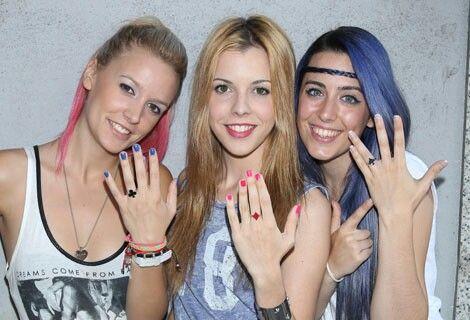 Sweet California (Alba, Rocío & Sonia)