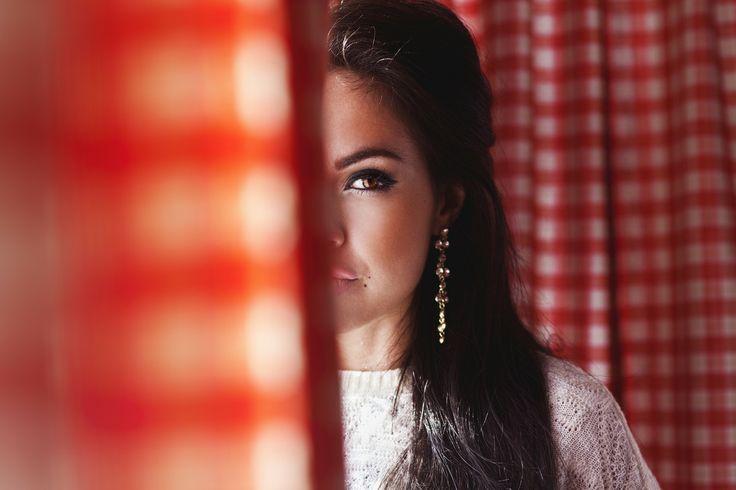 Photo Behind curtains by Bibiana Ruzickova on 500px
