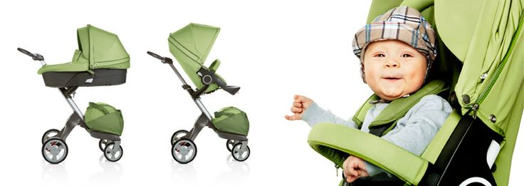 STOKKE Xplory concept - it's height adjustable...this would be amazing for me and my back.  Love the deep red colored one!