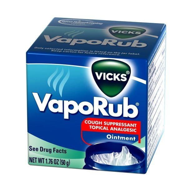 Utilisez du VapoRub pour éloigner les animaux domestiques.