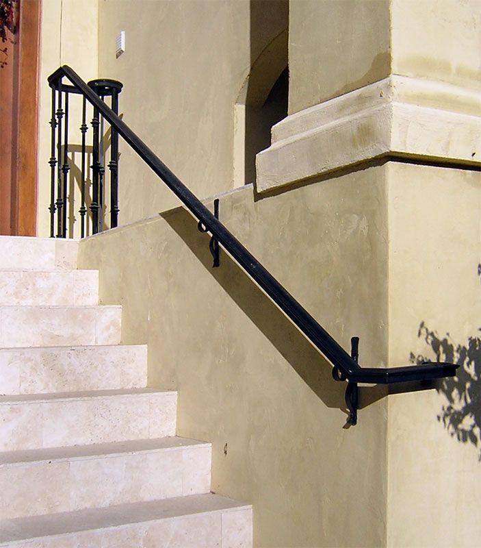 Metal Handrails Exterior