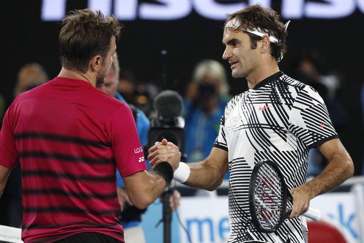 V nedeľu bude bojovať o rekordný 18. titul z podujatí veľkej štvorky proti víťazovi súboja medzi Rafaelom Nadalom a Grigorom Dimitrovom.