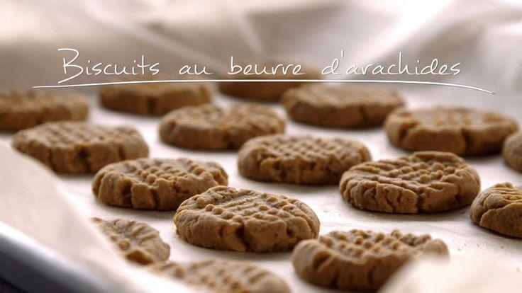 Biscuits au beurre d'arachides | Cuisine futée, parents pressés