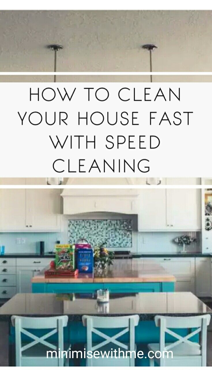 Are you overwhelmed by mess in your home? Is everyday sheer chaos trying to keep up with washing up, laundry, picking up after the kids? Speed cleaning could be the secret to getting your home clean and organised with little effort. Check out these speed cleaning tips and tricks to get you started on your path to efficient cleaning and more time for fun!