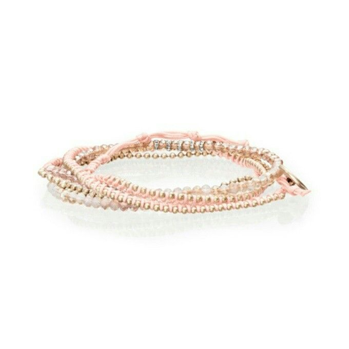 Today's Featured Product Look: Delicate Bead + Chain Multi-Wrap Bracelet $45  Shop:   https://www.chloeandisabel.com/boutique/thecelticpearl/products/B336BH/delicate-bead-+-chain-multi-wrap-bracelet     #Pink #MultiWrap #Convertible #bracelet #necklace #headband #gold #Summer #jewelry #fashion #accessories #style #shopping #boutique #picoftheday #photooftheday #love #daily #chloeandisabel #thecelticpearl #trendy #shop #buy