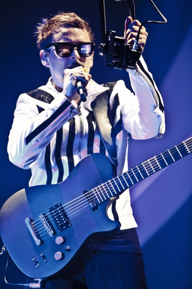 MUSE: IMAGES - The O2, London, 26th & 27th October 2012