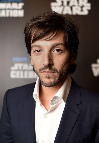 Diego Luna-Star Wars Celebration Europe 2016                                                                                                                                                                                 More
