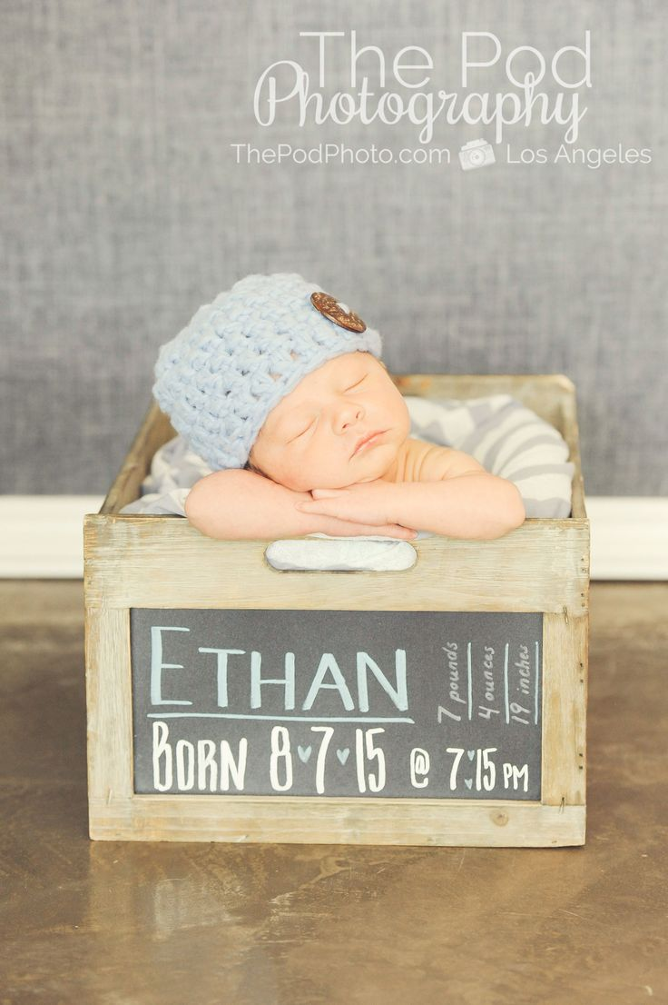 creative-newborn-boy photographer-santa-monica