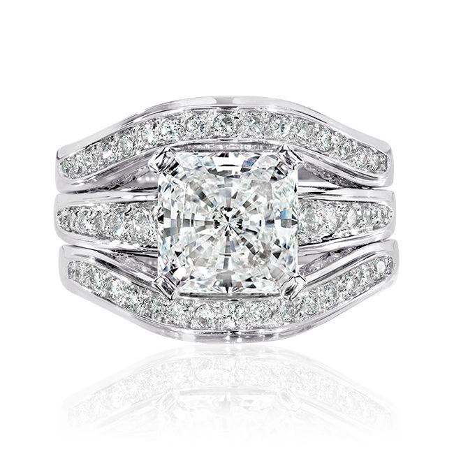 362 best Cubic Zirconia Rings images on Pinterest Cubic zirconia