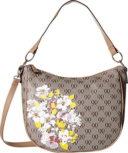 4432bc0e1ad0 Nine West Womens Sling Thing Hobo KhakiBrownMink One Size     Be sure to  check
