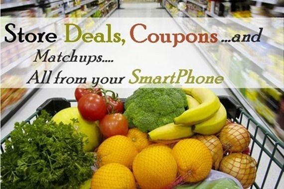 How to use your phone to make your shopping list and find the best deals at your local stores.
