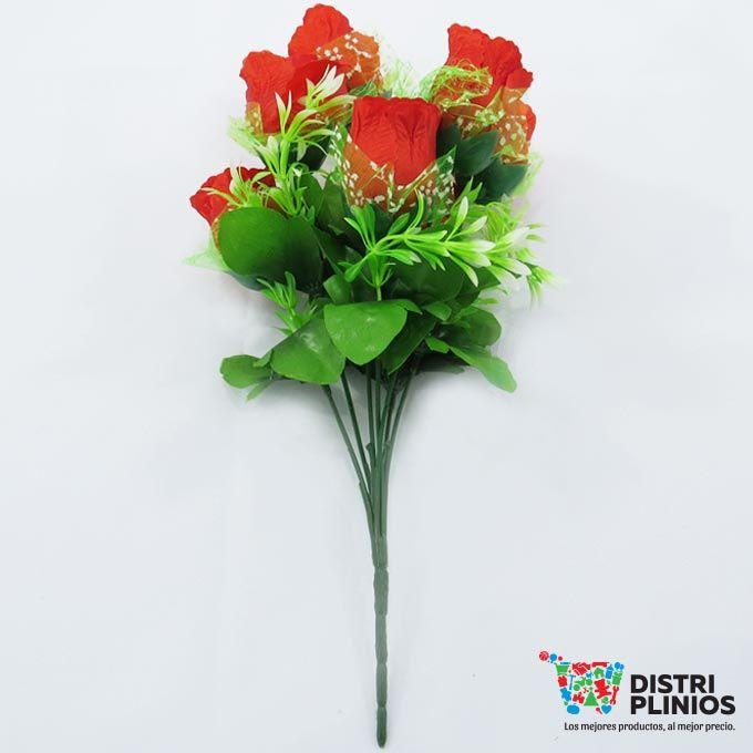 Hermoso ramo de rosas con velo por 7 unidades, ideal para toda ocasión. Venta mínimo una docena. Los precios de nuestro sitio web son al por mayor, el costo de los productos se incrementa en compras por unidad, cualquier inquietud comuníquese al 320 3083208 o al 3423674 o visítenos en la Calle 12 B # 8a – 03 Centro, Bogotá, Colombia.