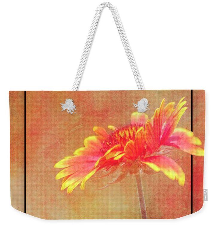 Weekender Tote Bag featuring the photograph Sweet Summer by Larysa Koryakina