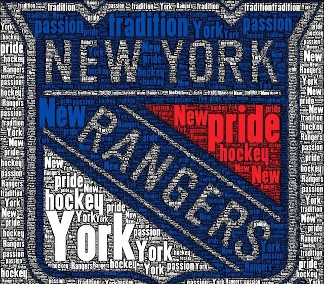 New York Ranger Hockey!