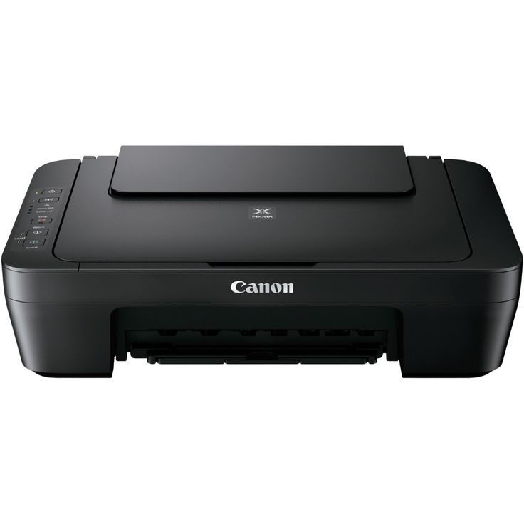 Canon PIXMA MG2920 Wireless Inkjet All-in-One Printer-Copier-Scanner (NO INK)