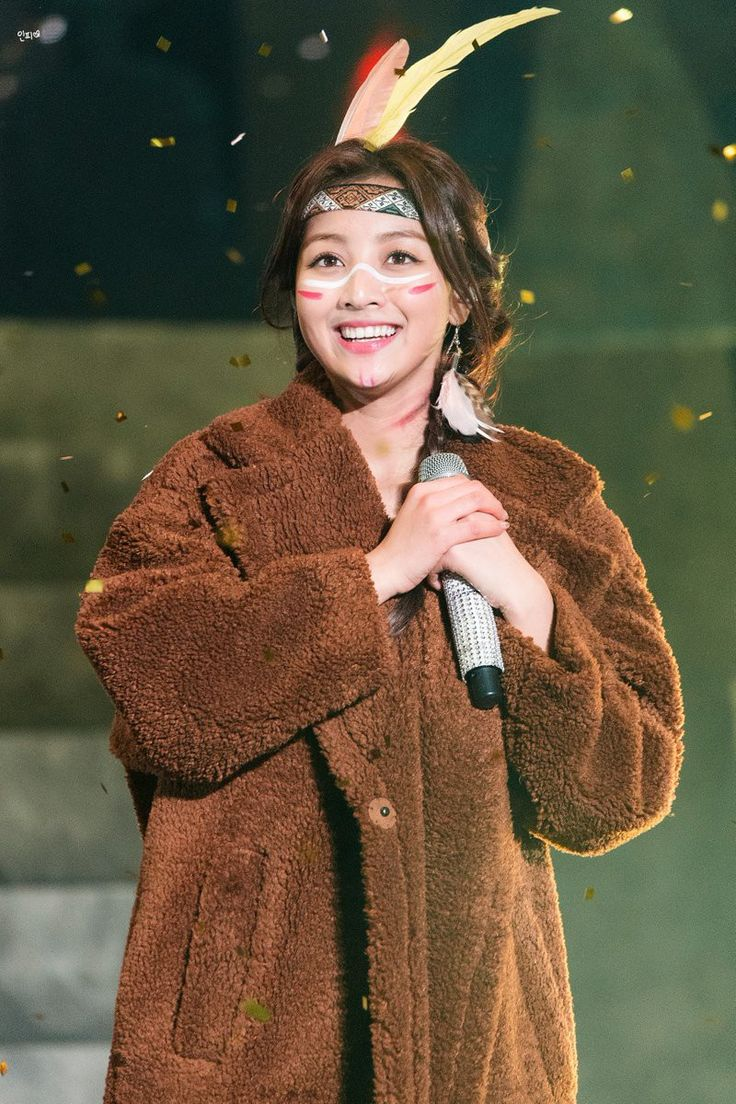FANMEETING 'ONCE HALLOWEEN' 281018 Twice jihyo, Park ji