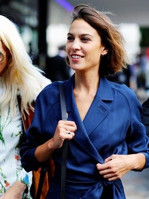 Alexa Chung's New Collection Comes From Marks & Spencer's Archive!